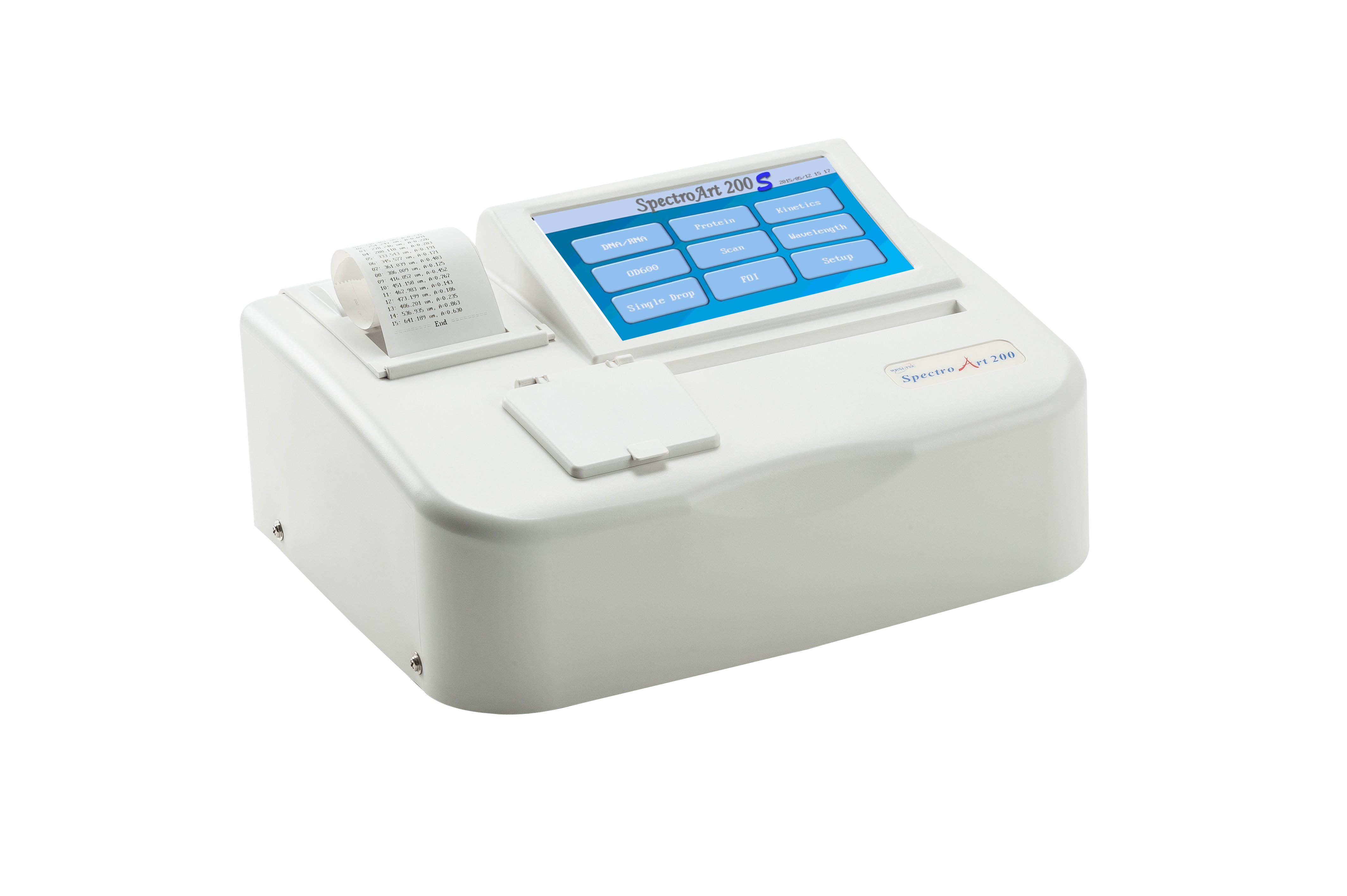 the spectrophotometer determination of protein concentrations The bradford assay will not tolerate high concentrations of is blue and thus detectable with a spectrophotometer assays for determination of protein.